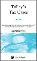 Tolley's Tax Cases 2010