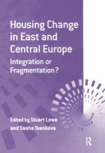 Housing Change in East and Central Europe