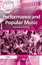 The Performance and Popular Music