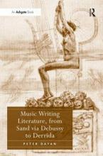 Music Writing Literature, From Sand Via Debussy to Derrida