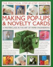 The Practical Step-by-step Guide to Making Pop-ups & Novelty Cards