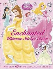 Disney: Princess Enchanted Ultimate Sticker Book