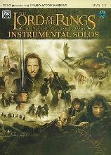 The Lord of the Rings: The Motion Picture Trilogy Instrumental Solos: Cello (Removable Part)/Piano Accompaniment
