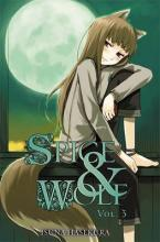 Spice and Wolf: Novel v. 3