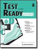Test Ready Reading and Vocabulary Student Book 8