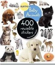 Playbac Sticker Book: Baby Animals