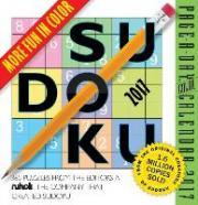 The Original Sudoku Page-A-Day Calendar 2017
