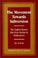 The Movement Towards Subversion