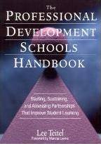The Professional Development Schools Handbook