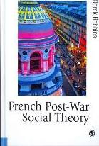 French Post-War Social Theory