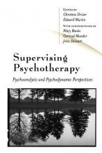 Supervising Psychotherapy