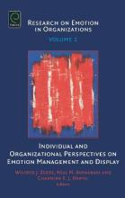 Individual and Organizational Perspectives on Emotion Management and Display