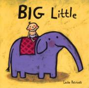 Big Little Board Book