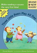 Three Little Bears Play All Day