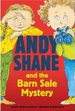 Andy Shane And The Barn Sale Mystery