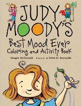 Judy Moody's Best Mood Ever Coloring And