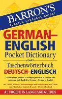 German-English Pocket Bilingual Dictionary