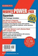 Spanish Regents Power Pack