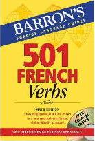 501 French Verbs, 6th Edition
