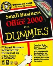Small Business Microsoft Office 2000 For Dummies