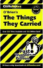 Cliffsnotes O'Brien's the Things They Carried