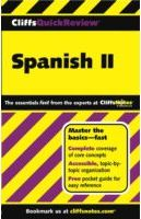 Cliffsquickreview Spanish II