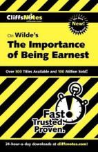 "CliffsNotes on Wilde's ""The Importance of Being Earnest"""