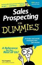 Sales Prospecting For Dummies