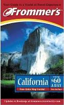 Frommer's California from $70 a Day