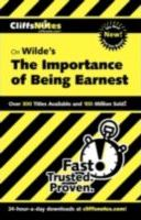 Cliffsnotes on the Importance of Being Earnest