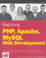 Beginning PHP, Apache, MySQL Web Development