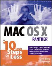 Mac OS X Panther in 10 Simple Steps or Less