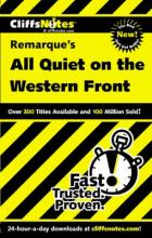 "Notes on Remarque's ""All Quiet on the Western Front"""