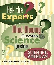 Ask the Experts Mind-Blowing Answers to Science Questions Quiz Deck K224