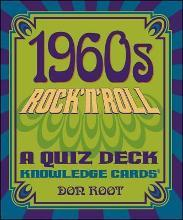 1960's Rock'n'roll Knowledge Cards