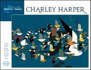 Puzzle-Charley Harper Myst of