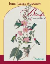 John James Audubon Birds Coloring Book Cb104