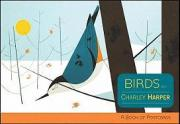 Birds by Charley Harper Book of Postcards Aa628