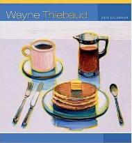 Wayne Thiebaud, 2013