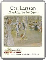 Carl Larsson Breakfast 100 Piece Jigsaw Puzzle Aa796