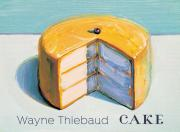 Wayne Thiebaud Cake Boxed Notecards