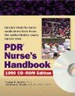 Pdr Nurses Handbook Network, 1999 Edition