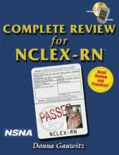 "Complete Review for ""NCLEX-RN"""