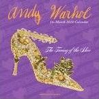 Andy Warhol the Taming of the Shoe 2010 Calendar