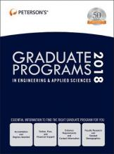 Graduate Programs in Engineering & Applied Sciences 2018