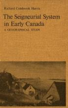 The Seigneurial System in Early Canada