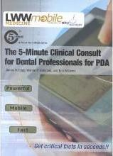 The 5-minute Clinical Consult for Dental Professionals for PDA