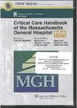 Critical Care Handbook of the Massachusetts General Hospital for PDA: Version 2.0