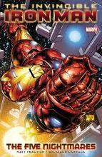 Invincible Iron Man: Five Nightmares Vol. 1