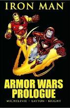 Iron Man: Armor Wars Prologue: Armor Wars Prologue